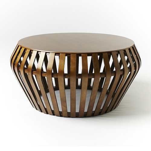 Merveilleux West Elm Bentwood Coffee Table