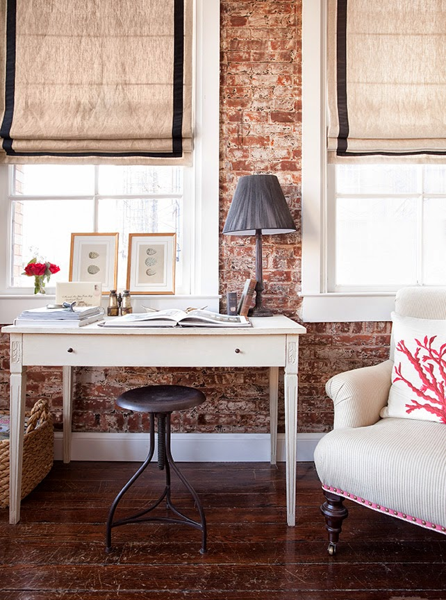 Copy Cat Chic Room Redo English Country Office Nook