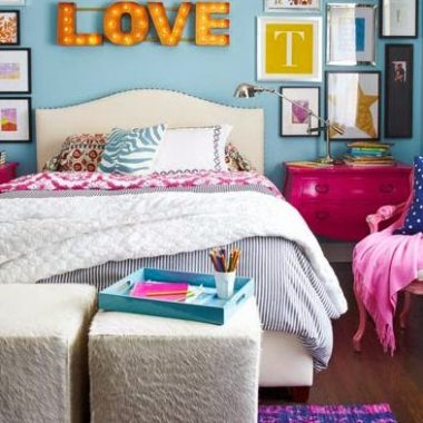 Copy Cat Chic Room Redo | Super Fun Teen Room