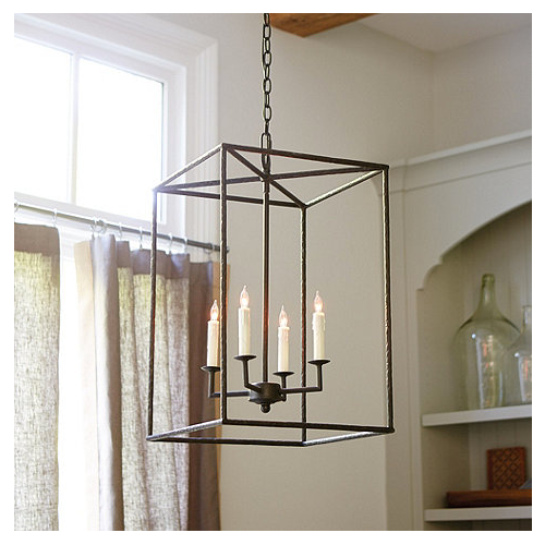 ballard designs hadley 4light pendant chandelier