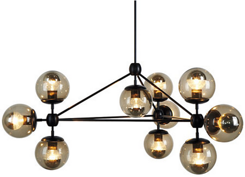 design within reach lighting. Design Within Reach Modo Chandelier Lighting O