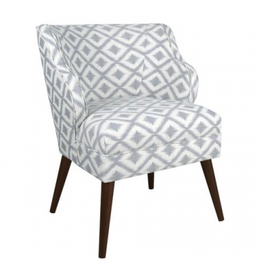 Euro Style Lighting Ikat Fret Chair
