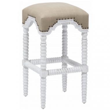 High Fashion Home Abacus Barstool