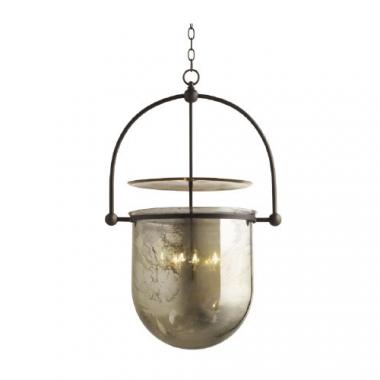 Moonlighting Urban Smoke Bell Lantern