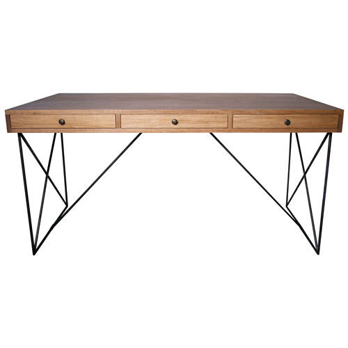 Overstock Muse Dark Walnut Kato Desk