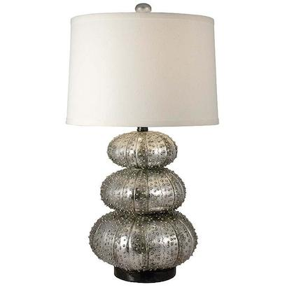 Horchow Regina Andrew Stacked Sea Urchin Lamp