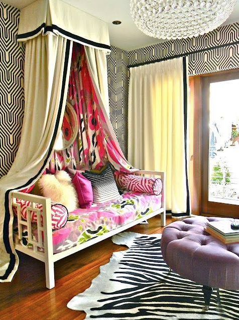 Copy Cat Chic Room Redo Glamorous Girls Room Copycatchic