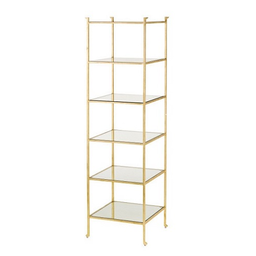 Currey and Company Delano Narrow Shelf