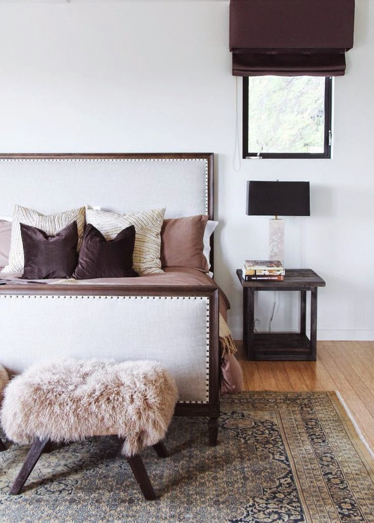 Copy Cat Chic Room Redo Luxe Plum Bedroom Copycatchic