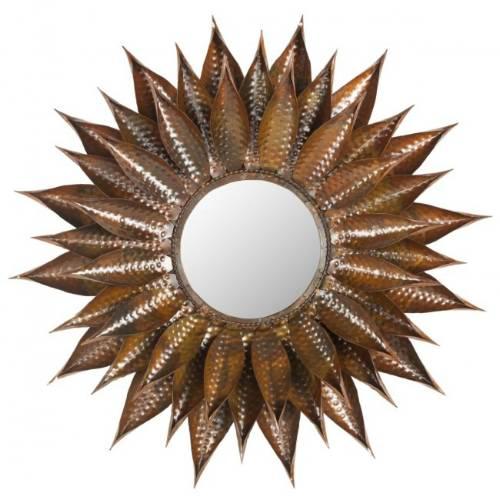 Homeclick Safavieh MIR3001A Sunflower Mirror