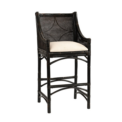 Palecek China Bay Bar Stool Copy Cat Chic