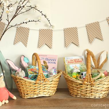 Easter Basket Time
