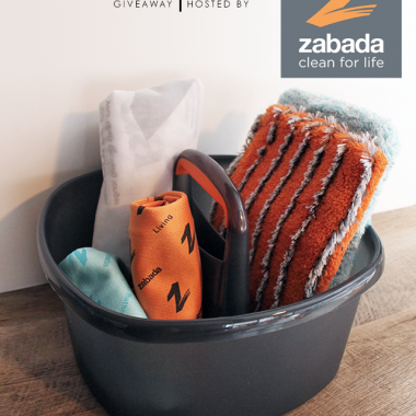 Copy Cat Chic Giveaway | Zabada Clean