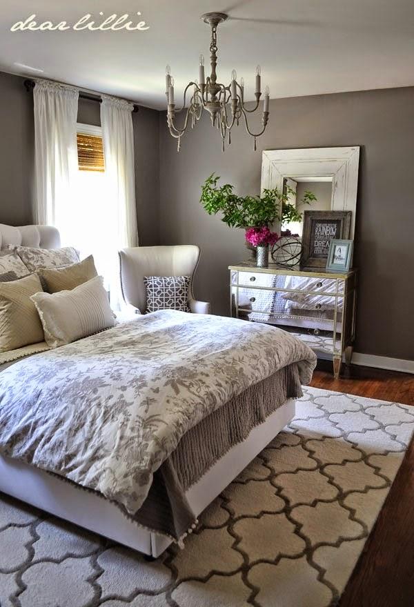 copy cat chic room redo gray guest bedroom copycatchic