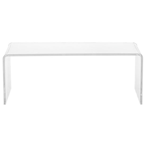 Horchow Crystalline Coffee Table - Copy Cat Chic