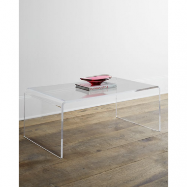 Horchow Crystalline Coffee Table