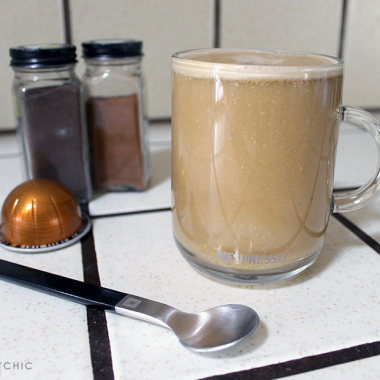 Nespresso Caramelizio and a Giveaway
