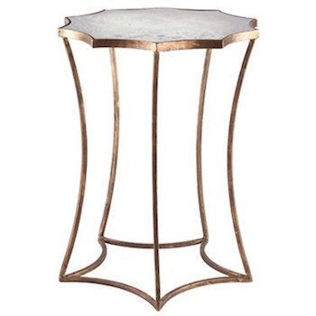 Aidan Gray Home Astre Side Table Copy Cat Chic