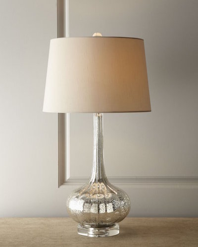 Regina Andrew Design Antiqued Glass Table Lamp Copycatchic
