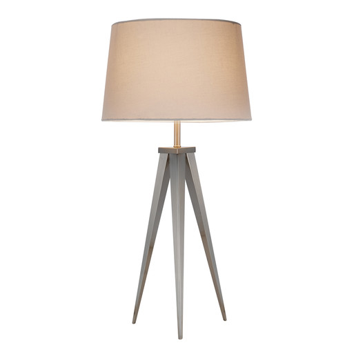 Wayfair Adesso Actor Table Lamp with Empire Shade