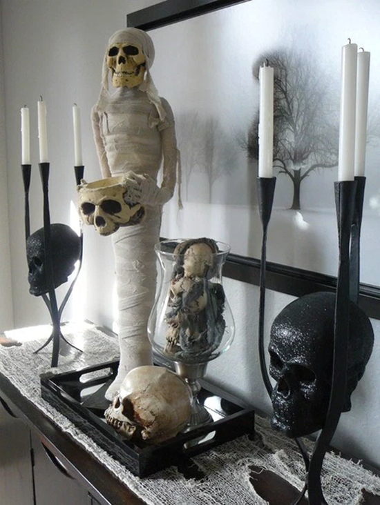 Copy Cat Chic Focal Point Styling Halloween