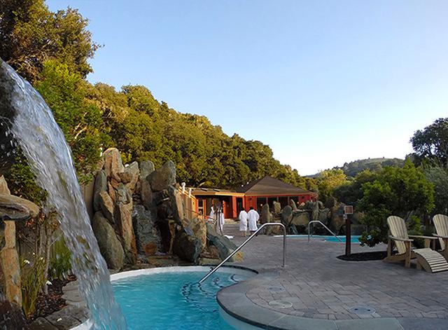 Refuge Spa In Carmel Ca