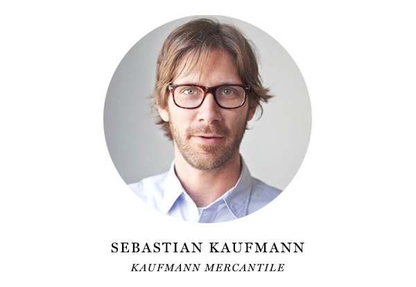 Sebastian Kaufmann | Copy Cat Chic
