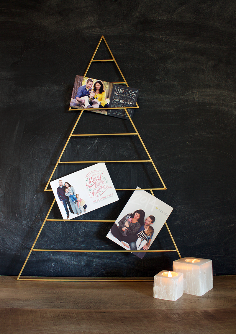 Copy Cat Chic #Fiveforfifty Urban Outfitters Gold Minimal Metal Tree