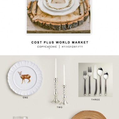 Five for Fifty | Friendsgiving Ideas with World Market