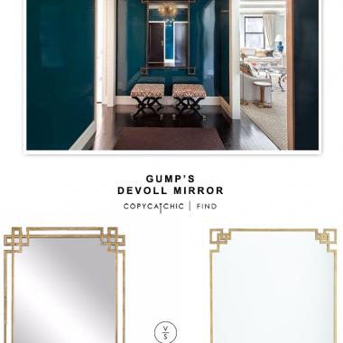 Gump's Devoll Mirror