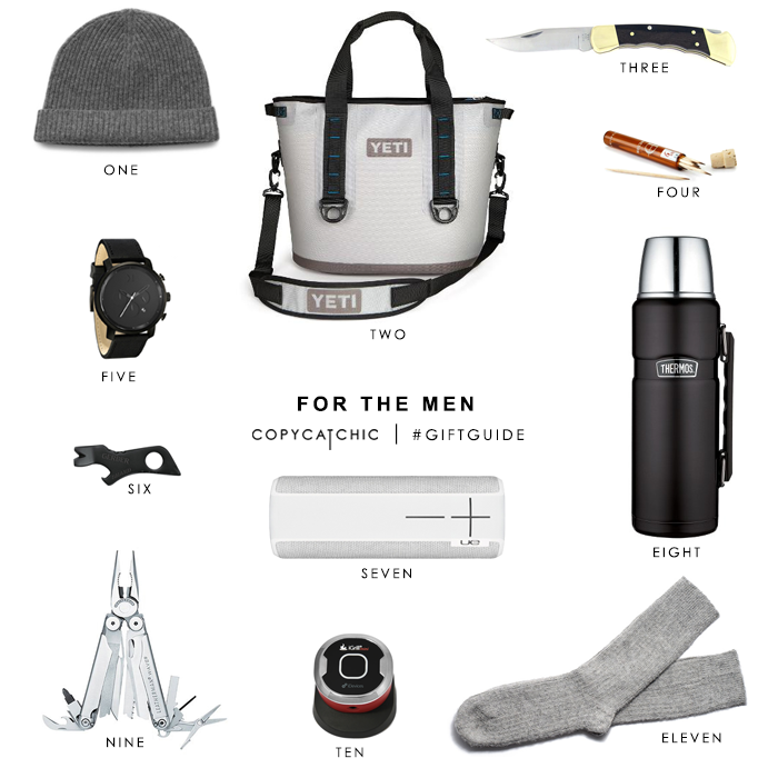 Copy Cat Chic Gift Guide Gifts For Men And A Giveaway