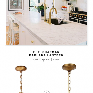E. F. Chapman Darlana Lantern