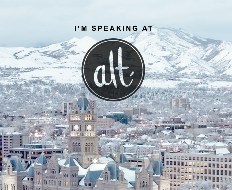 Reichel Broussard | Copy Cat Chic | I'm a speaker at Altitude Summit Winter 2016