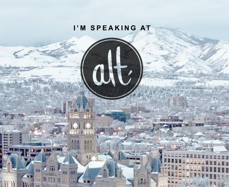 Reichel Broussard | Copy Cat Chic | I'm a speaker at Altitude Summit Winter 2016