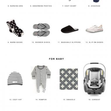 Parent Props | Hospital Bag Packing- Part 2
