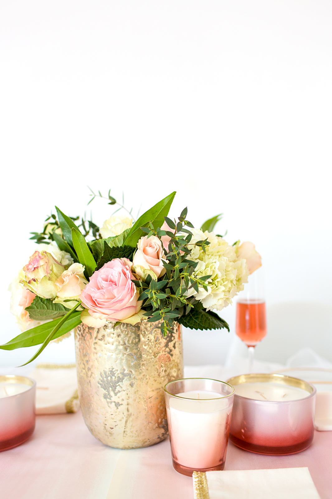 Easy and cheap Galentine's Day Party with Pier 1 and Copy Cat Chic