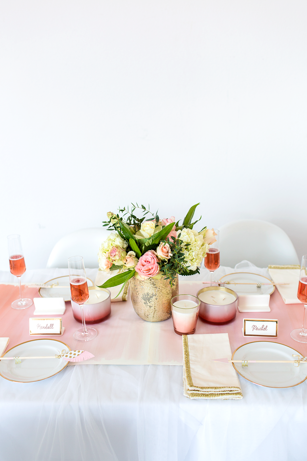 Galentine's Day Party with Friends | Copy Cat Chic and Pier 1