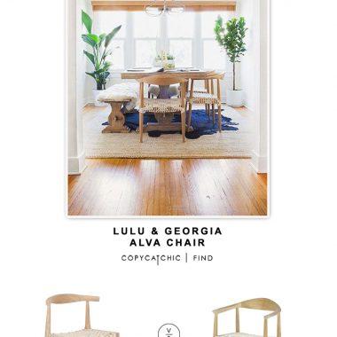 Lulu & Georgia Alva Chair
