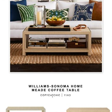 Williams-Sonoma Home Meade Coffee Table