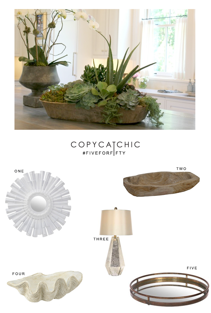 Five decorative items for the home for spring from Kirkland's | Copy Cat Chic #FiveforFifty