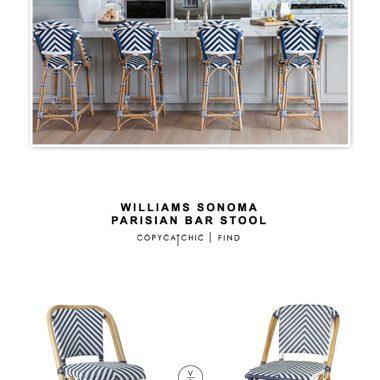 Williams Sonoma Parisian Bar Stool