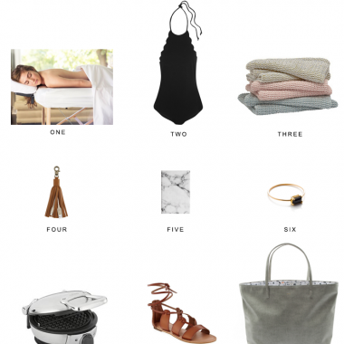 Copy Cat Chic Mother's Day Gift Guide