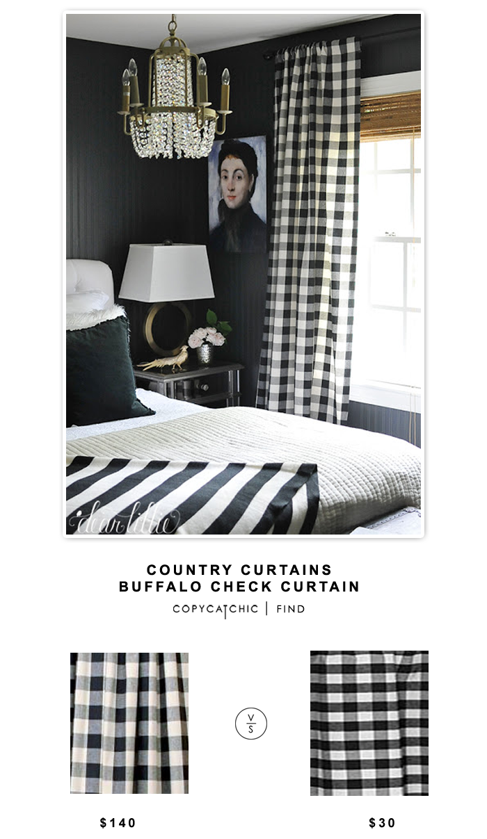 Black and white checked curtains - Black And White Checked Curtains 50