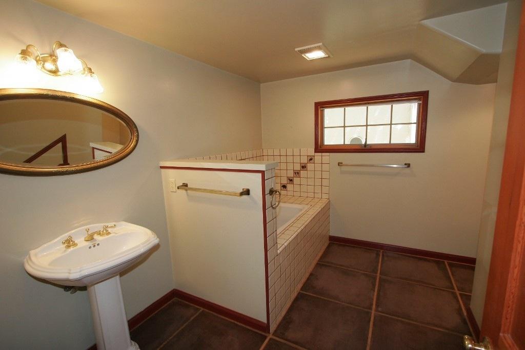 OakHouse Downstairs Bath