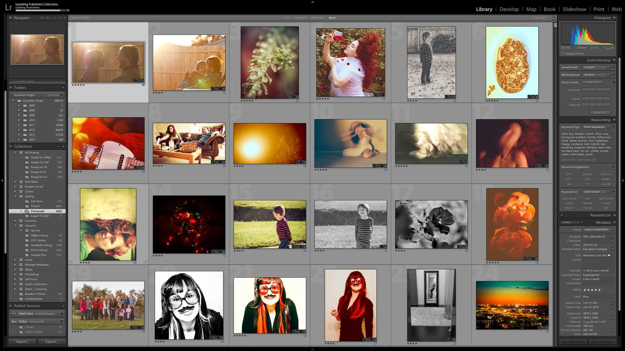 Skillshare Fundamentals of Lightroom I: Organize Files and Boost Your Workflow