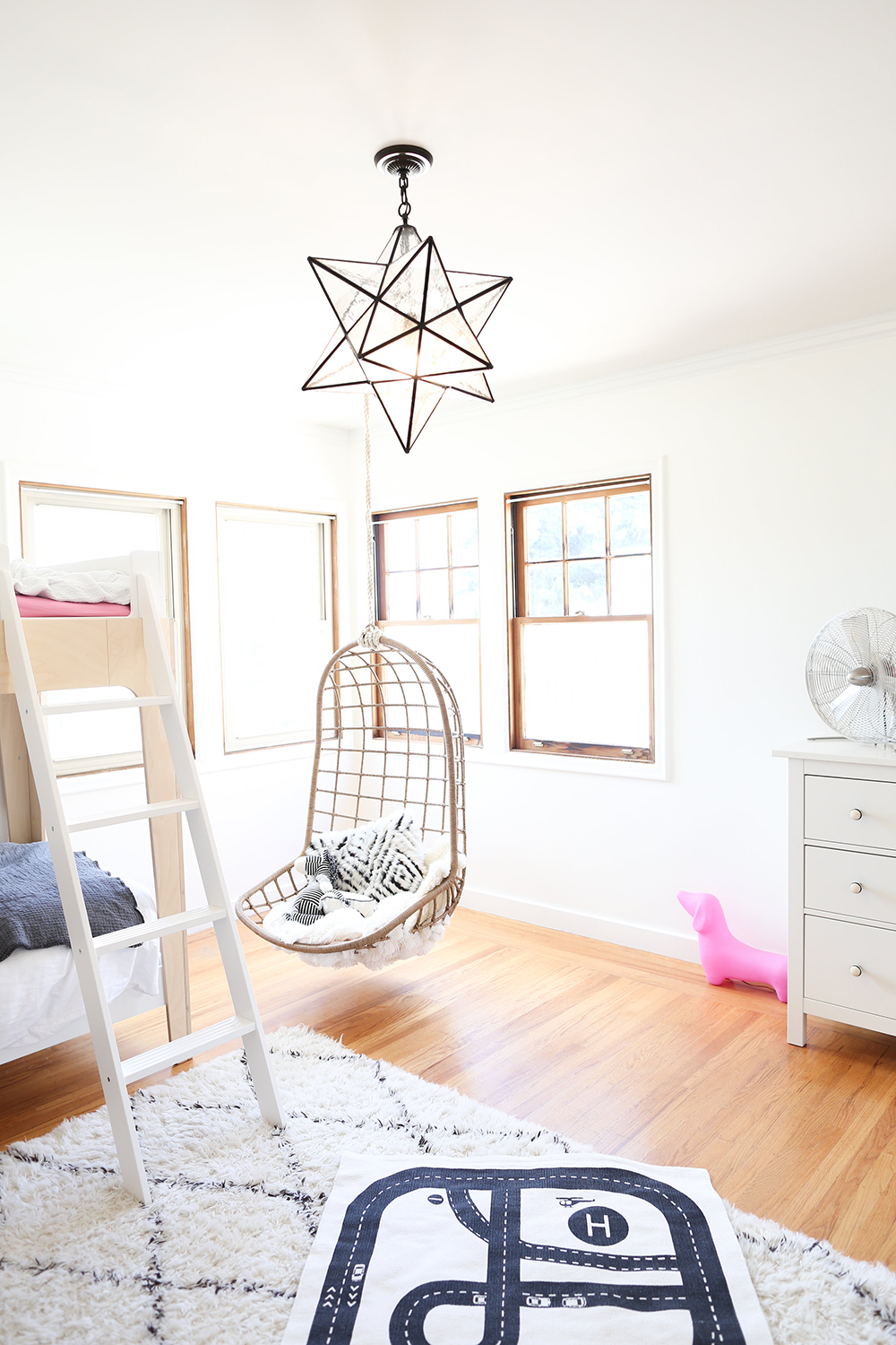 The Shared Kids Room Copycatchic