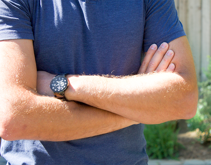 Copy Cat Chic Gift Guide | Mens watch and jewelry picks for Father's Day with Sears | Great men's watch and bracelets for under $500