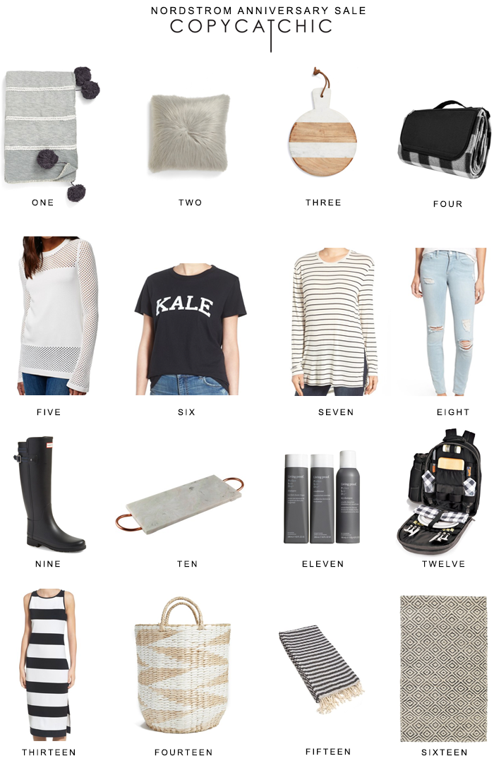 Nordstrom Anniversary Sale Must-Haves & Wishlist items from @copycatchic | The best picks in home, kids and womens departments | budget home decor & design