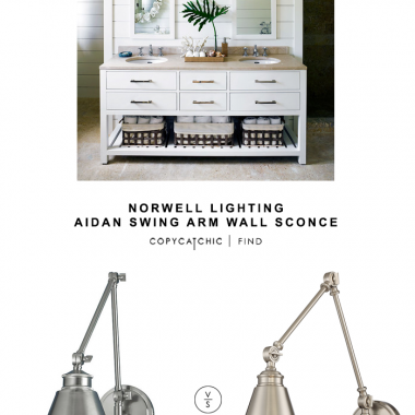 Norwell Lighting Aidan Swing Arm Wall Sconce