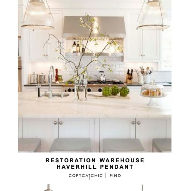 Restoration Warehouse Haverhill Pendant
